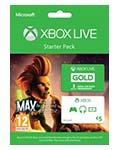 Xbox LIVE Gold - Starter Pack